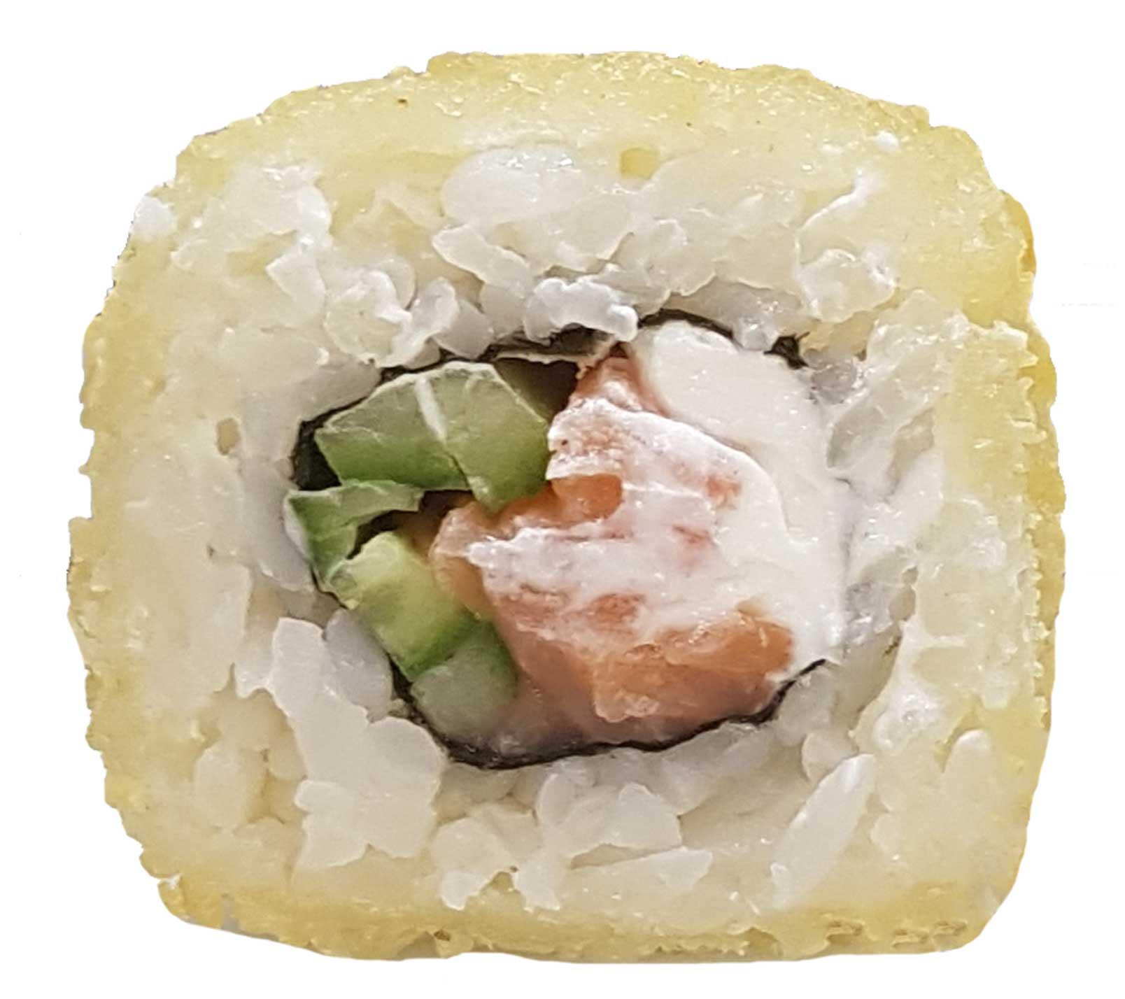 темпура лосось